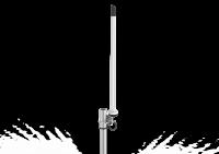 Poynting A-OMNI-0121-V3 - OMNI-121 All-Band Mobilfunk Omni Direktional Antenne, 2,4-7dBi, 8m HDF195 Kabel mit  SMA (m) Stecker, 790-2700MHz