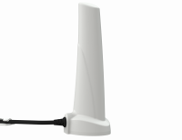 Poynting A-OMNI-0280-02 All Weather OMNI-Directional LTE + 5G SISO Antenna 698 - 960, 1710 - 2700 & 3400 - 3800 MHZ, max 4 dBi, IP-65, 2m RG-58-SMA-M