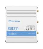 Teltonika RUTX11 Next Generation Industrial LTE WIFI Router, 2x SIM, Quad Core CPU, 256 MB RAM, 9-50V
