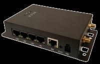 Celerway 3YP-CWY-M2.1-E5L2W1 Cirrus Router CAT 4 + CAT 6,100 Mbit/s,2 LTE, 5 RJ45, 1 WiFi, 7 WAN