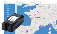 h2n EL3CT1 Sigfox Container Tracker mit Bewegungs- und Temperatursensor, GPS, IP69 inkl. h2n CS5 5 Jahre Cloud und Sigfox Netzwerk Zugang