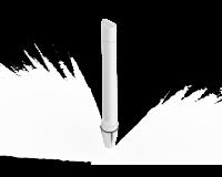 Poynting A-OMNI-0493-V1-01 Marine & Coastal 5G/LTE OMNI-Directional Antenna - 617 - 3800 MHz, 9dBi