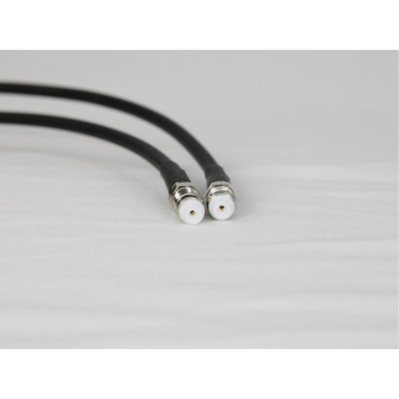 Antennenkabel LMR 200 low-loss, FME (f) / FME (f), 5m