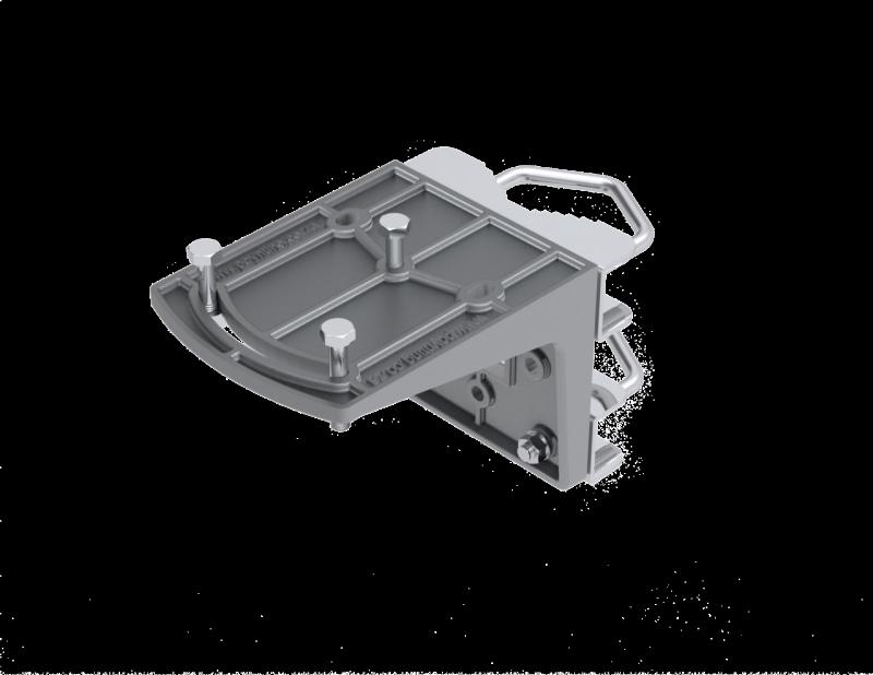 Poynting A-BRKT-030 - BRKT-030 horizontaler Montagewinkel für A-LPDA-A0092