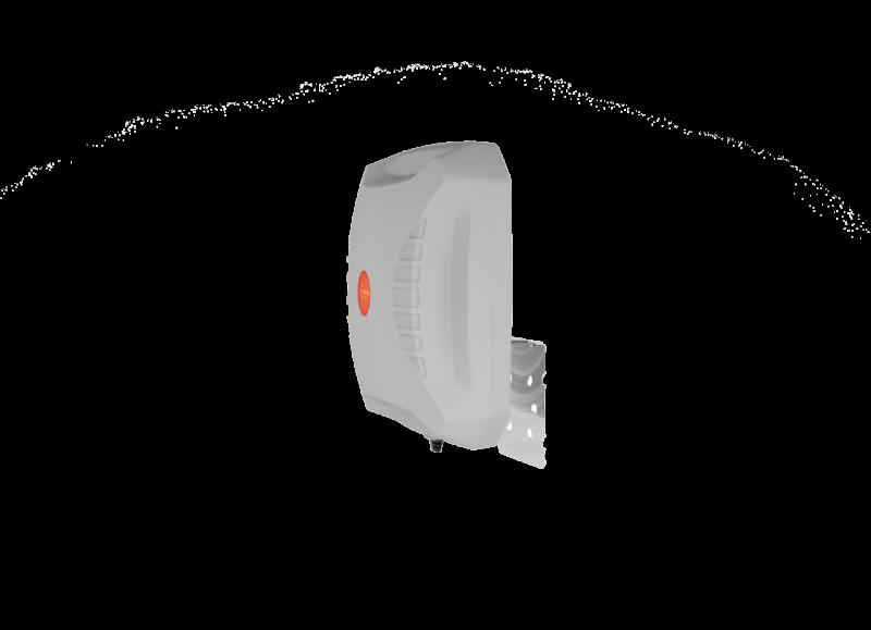 Poynting A-XPOL-0002-V2 - XPOL-2 Kreuzpolarisierte High Gain LTE Panel Antenne, 8,2-9,3 dBi, 2x 5m HDF195 mit SMA (m) Stecker,  650-2700MHz,