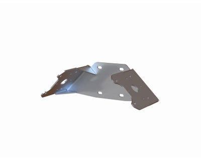 Poynting A-BRKT-033 - BRKT-033 V-Form Montagewinkel für A-LPDA-0092