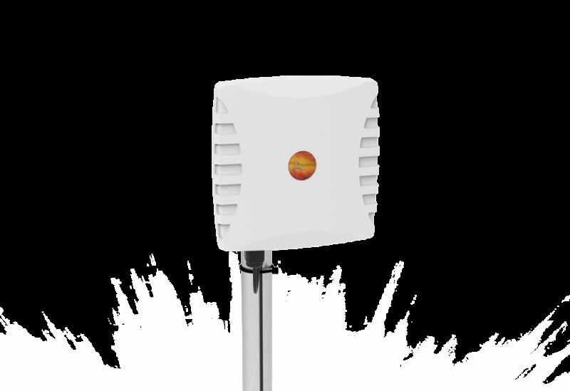 Poynting A-WLAN-0061-V1 - WLAN-61 Direktionale Dual Band WIFI Antenne 2.4GHZ & 5GHZ 4X4 MIMO