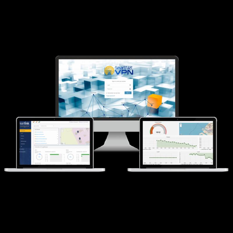 Registration Device for ITalks/Wanesy/SmartNetVPN platform - one time only