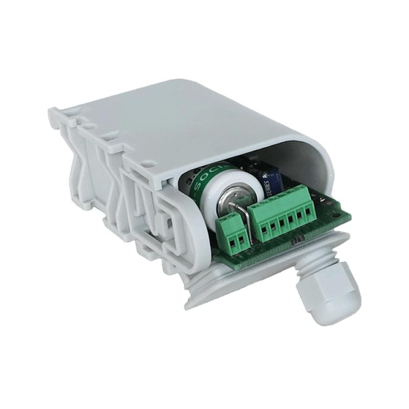 Adeunis 110539L Modbus LoRaWAN Sensor, RS232 / RS485, austauschbare Batterie