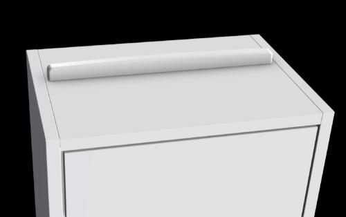 Poynting A-DASH-0001-01 Ultra Low Profile Smart Metering Rundstrahlantenne 698 - 2700 MHz, max. Verstärkung: 4 dBi. 1m SMA(m) rechtw.