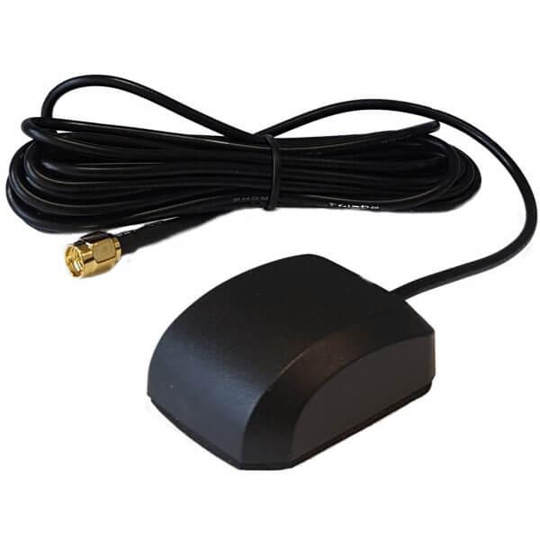 Teltonika PR1KSG30 GPS-Antenne 3DBI Scheibenantenne mit 3m Kabel SMA (ehemals 003R-00250)
