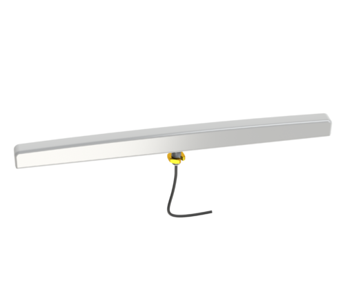 Poynting A-DASH-0003-V1 Ultra Low Profile Smart Metering Rundstrahlantenne (450 MHz), max. Gewinn 2 dBi, 1m RG-174 SMA(m)