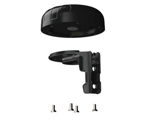 Poynting A-PUCK-0001-V1-01 Robuste SISO Ultra Wide Band Omni-Directional 5G/LTE PUCK Antenne, 698 - 3800 MHz, max. Verst.: 6dBi, 2m Kabel, SMA (m