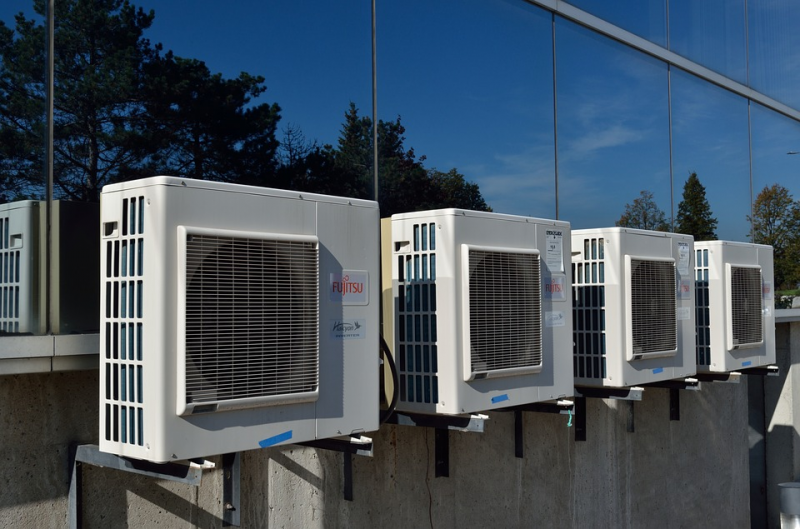 ITalks Starter Package - Smart Heating-Cooling 1