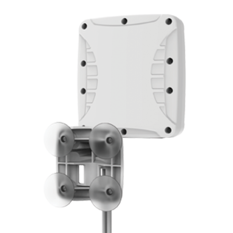 Poynting A-XPOL-0002-V3-01 - XPOL-2-5G 698 - 3800 MHZ LTE MIMO Directional antenna, 5m TWIN cable HDF-195, 2x SMA (m), mounting bracket for mast and w