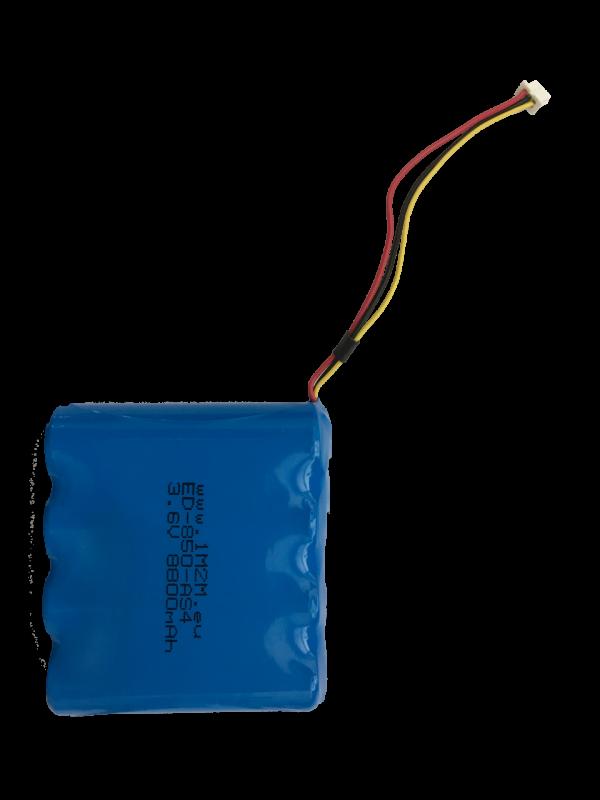 ITalks 110618 Batterie-Pack 4xAA Lithium-Thionyl-Chlorid (Li-SOCl2) 9600 mAh