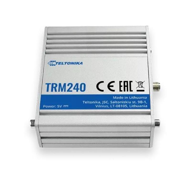 Teltonika TRM240 Industrial 4G LTE Cat 1 Modem