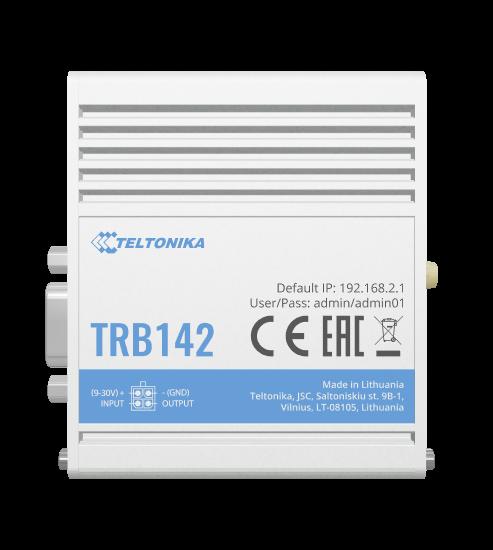 Teltonika TRB142 4G LTE RS232 Gateway
