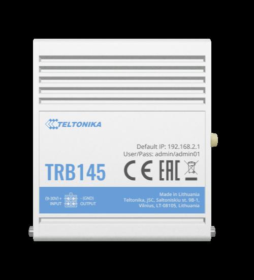 Teltonika TRB145 4G/LTE RS485 Gateway