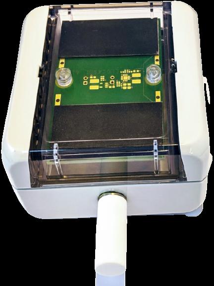 h2n EL4ES2 Sigfox Sensorgerät mit Temperatur-, Feuchtesensor und Barometer, IP68 inkl. h2n CS5 5 Jahre Cloud und Sigfox Netzwerk Zugang