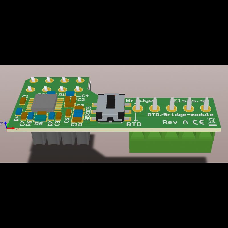 ELSYS 110490 ADC-Modul für ELT-2 Serie - 5 Pin