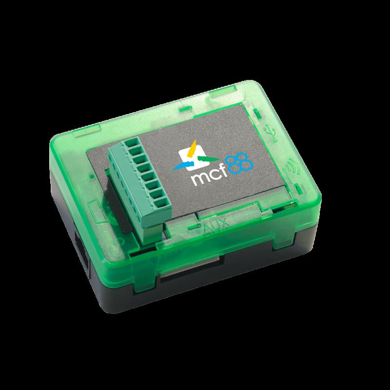 enginko/mcf88 MCF-LW06420D 4-20mA/0-10V zu LoRaWAN Schnittstelle mit digitalem Ausgang