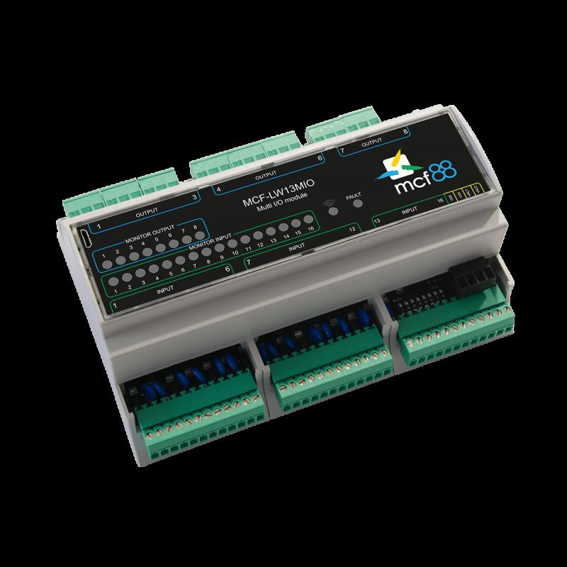 enginko/mcf88 MCF-LW13MIO LoRaWAN Multi-E/A-Modul
